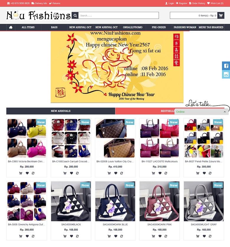 Niu Fashions 2